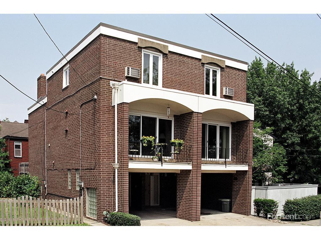 Franklin West Apartments Shadyside Pittsburgh Pa Walk