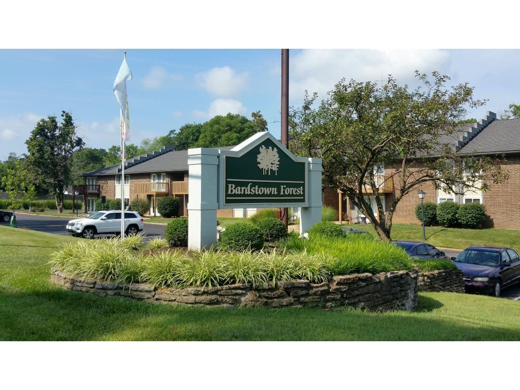Bardstown Forest Apartments Louisville Jefferson Ky