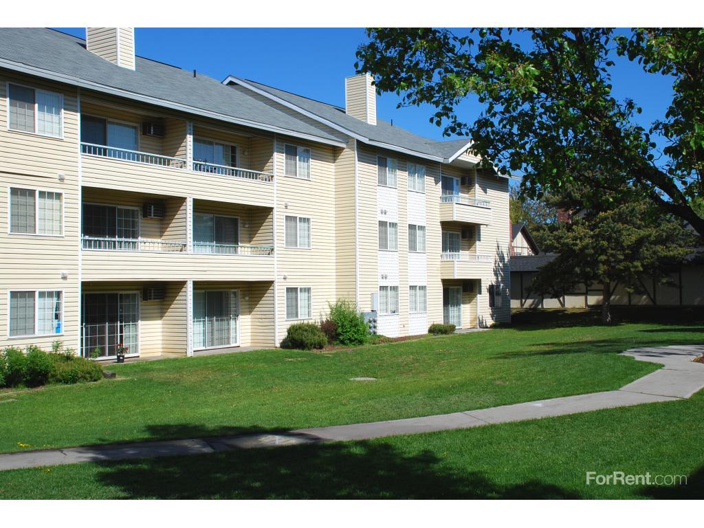 North Ridge Apartments Spokane Wa