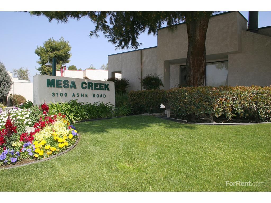 mesa creek apartments bakersfield ca walk score