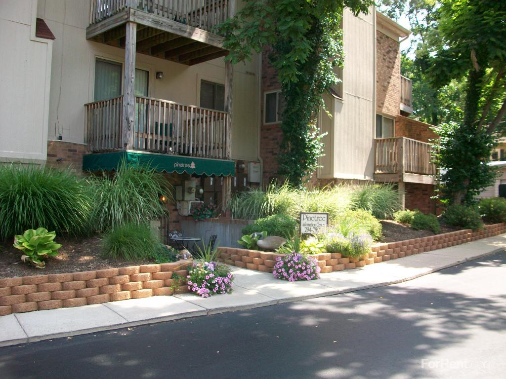 Pinetree Apartments Townhouses Kettering Oh Walk Score
