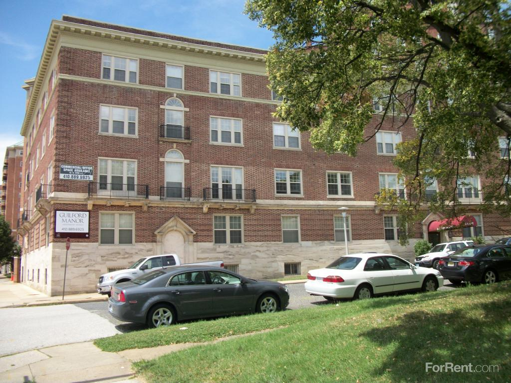 Guilford Manor Apartments photo #1
