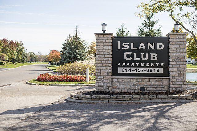 The Island Club Apartments Columbus Ohio