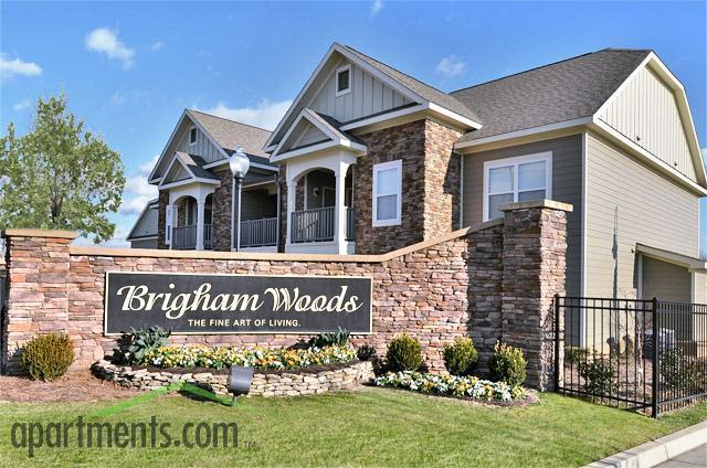Brigham Woods Apartments Augusta Ga