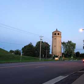 Photo of Highland Park Water Tower