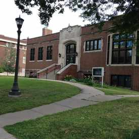Photo of Hamline Midway Library