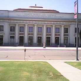 Photo of Stockton Civic Memorial Auditorium
