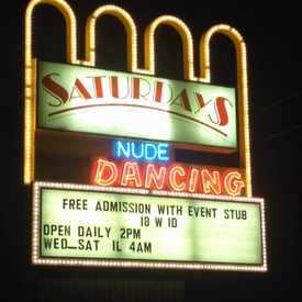 Photo of Saturdays Night Club