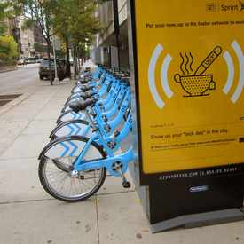 Photo of Divvy Station: State St & Harrison St