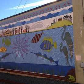 Photo of Mural