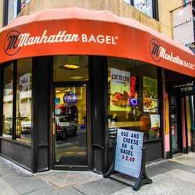 Photo of Manhattan Bagel