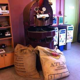 Photo of Blue Kangaroo Coffee Roasters