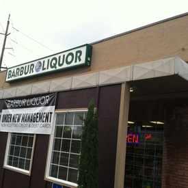 Photo of Barbur Liquor Store