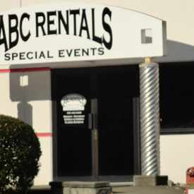 Photo of ABC Special Events rentals
