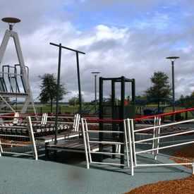 Photo of Mt Pleasant Pier Playground