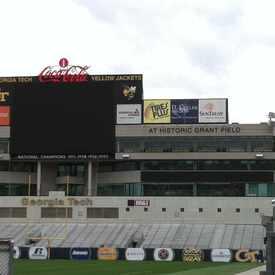 Photo of Bobby Dodd Stadium at Historic Grant Field