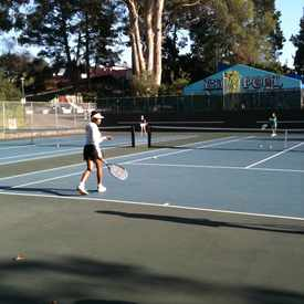 Photo of King Park Tennis Courts