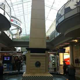 Photo of Lenox Square Mall Fountain