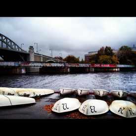 Photo of Boston University Bridge
