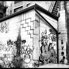 Photo of Chinatown streetart