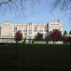 Photo of Point grey Secondary School Track