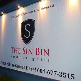 Photo of The Sin Bin Sports Grill
