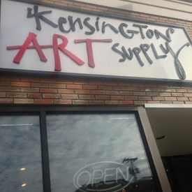 Photo of Kensington Art Supply
