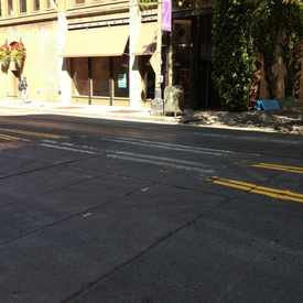 Photo of Crosswalk Near Nord Alley