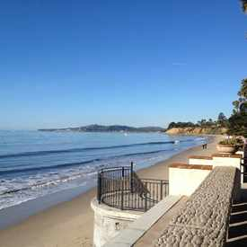 Photo of Butterfly Beach, Montecito, CA,