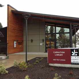 Photo of County of King: Carnation Library