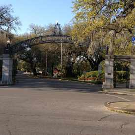 Photo of Entrance To City Park