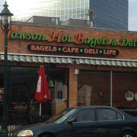 Photo of THB Bagels & Deli of Towson