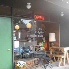 Photo of The Ridgeback Cafe