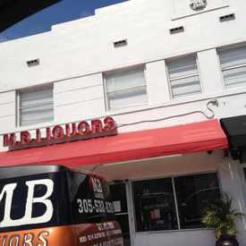 Photo of MB Liquors