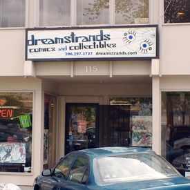Photo of Dreamstrands Comics & Such