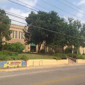 Photo of Mathews Elementary School