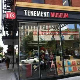 Photo of Lower Eastside Tenement Museum