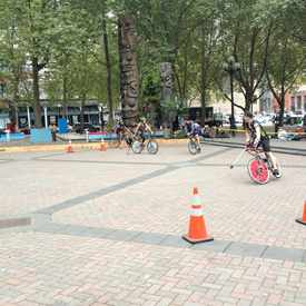 Photo of Occidental Park