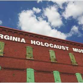 Photo of Virginia Holocaust Museum