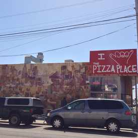Photo of The Pizza Place on Noriega