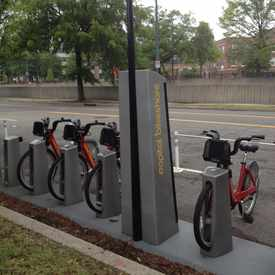 Photo of Capital Bikeshare: 7th & Water St SW / SW Waterfront