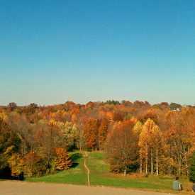 Photo of Barringer Hill, Cherokee Park