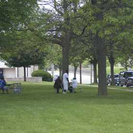 Photo of Chess Dominoes Afternoons Carver Park in Hillside