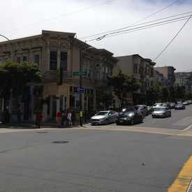 Photo of 24th St & Castro St