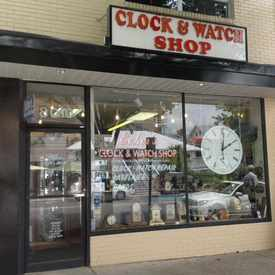 Photo of Eckers Clock & Watch Shop