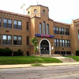 Photo of Harambee Milwaukee School of Math and Science in Harawbee