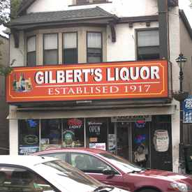 Photo of Gilbert's Liquor Co in Upper East Side