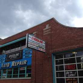 Photo of A Speedline Auto & Tire Specialists
