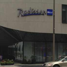 Photo of Radisson Blu Aqua Hotel Chicago