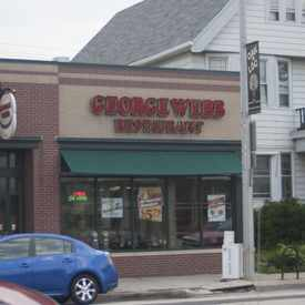 Photo of George Webb Diner